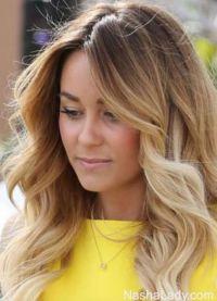 ombre efekt spálených vlasů 3