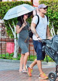 Супруги часто гуляют вместе