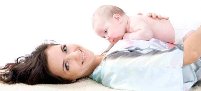 jedzenie po porodzie w pierwszych dniach