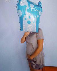 Николь разместила в соцсетях фотографии будущей мамочки