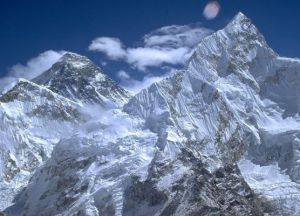 najvišji vrh Himalaje 1