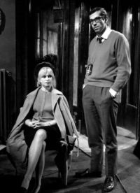 Бриджит Бардо и Роже Вадим 1957 год перед разводом