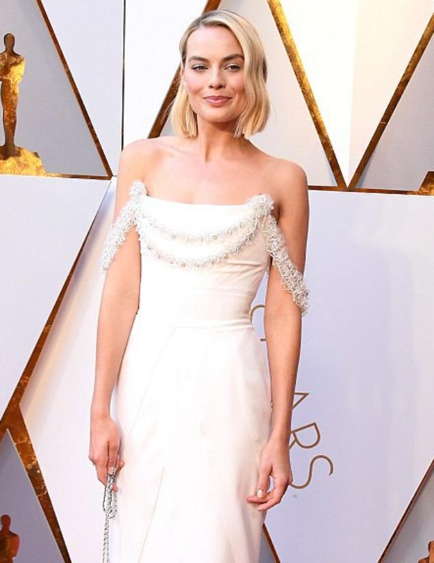 Марго Робби на «Оскаре 2018»