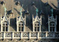 Архитектура брюссельского Дома короля