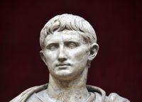 Бюст императора Августина