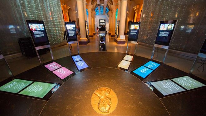 Интерактивные нововведения музея