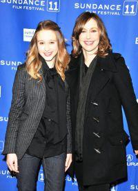 Таисса Фармига с сестрой Верой