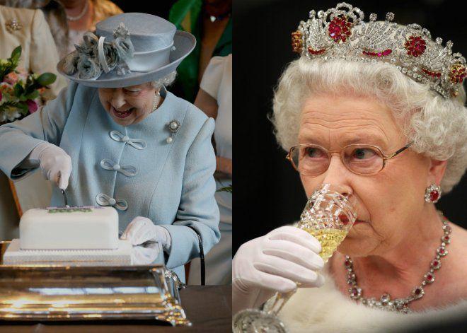 От каких продуктов отказалась королева Елизавета ІІ