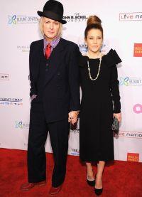 Лиза Мария Пресли и Майкл Локвуд прожили в браке 12 лет