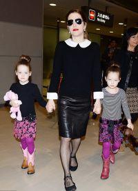 Лиза Мария Пресли потребовала полной опеки над двумя дочерьми