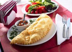 рецепта за кримски chebureks с месо
