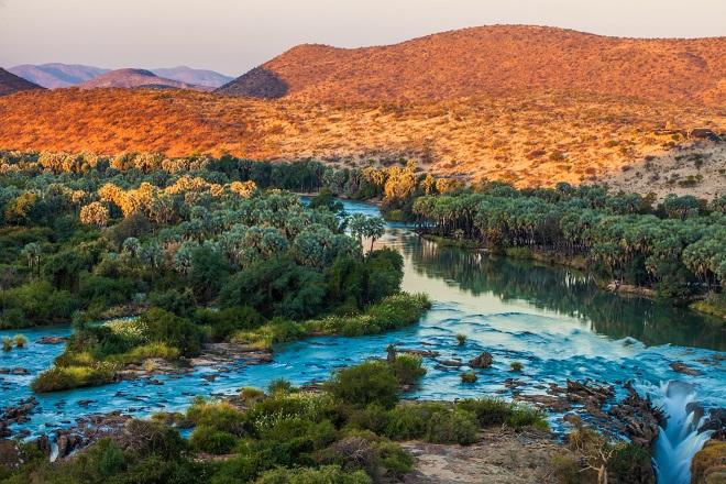 Река Кунене