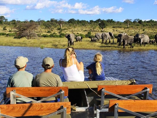 Национальный парк Бвабвата