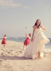 Платья на второй день свадьбы