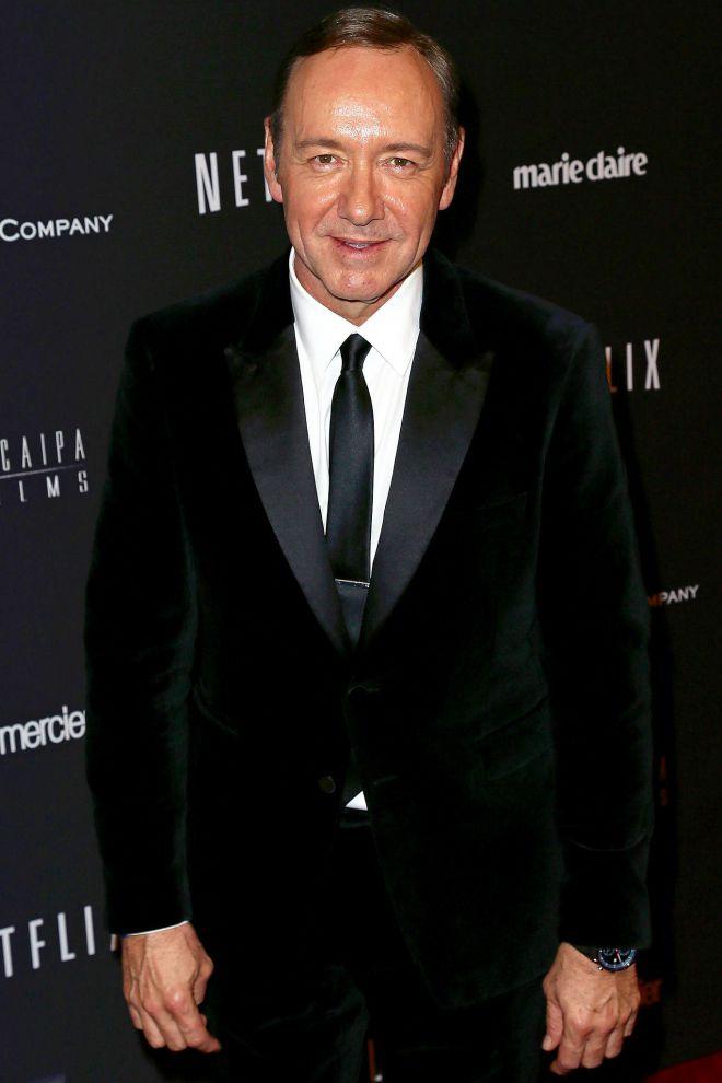 Кевин Спейси в 2010 году