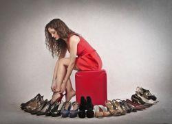 obješene cipele kako se protežu 1
