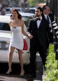Фото со свадьбы сына Николаса Кейджа