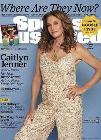 Кейтлин Дженнер украсила обложку спортивного журнала