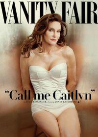 Скандальная прошлогодняя обложка для Vanity Fair
