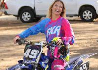 Оливия так любила мотоциклы