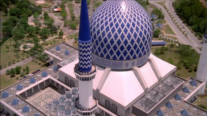Синий купол