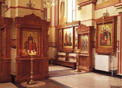 Crkva Preobraženja u Lyubertsu 13