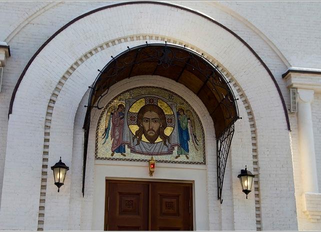 Crkva Preobraženja u Lyubertsu 2