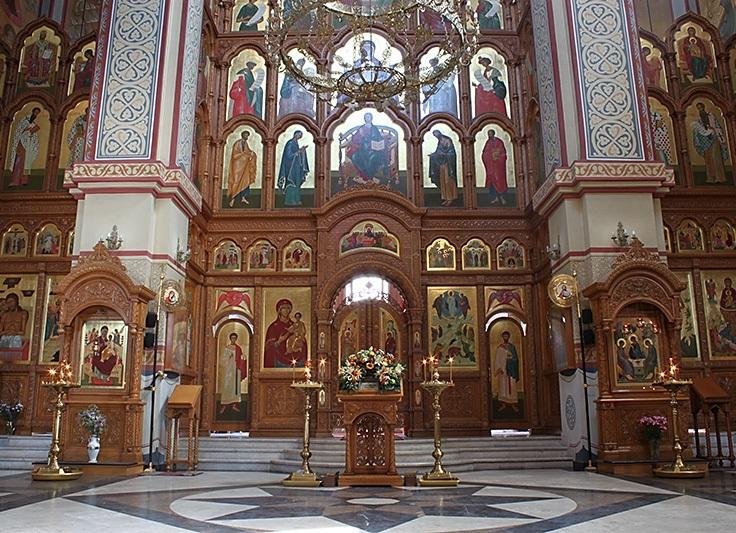 Crkva Preobraženja u Lyubertsu 5