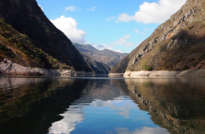Река Рио-Негро