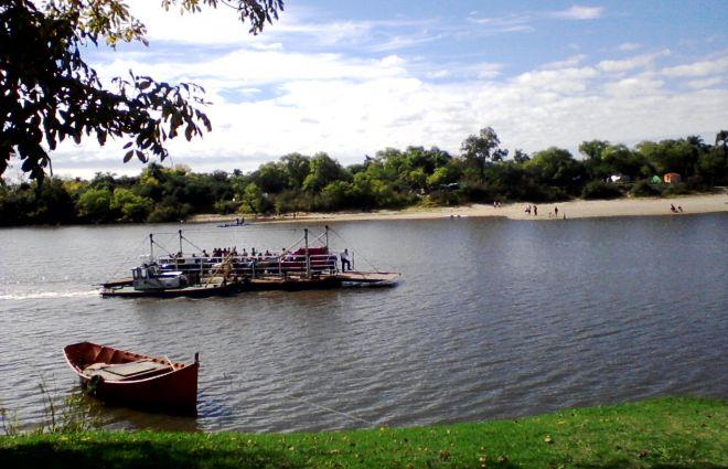 Судоходство на реке Уругвай