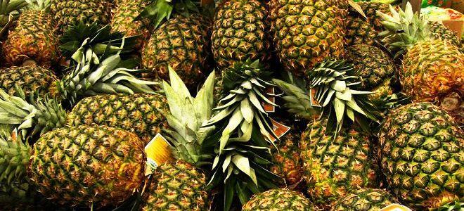 ananasna dijeta