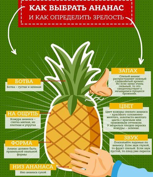 nego korisni ananas za žene
