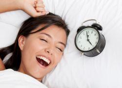 denní hodnotu spánku