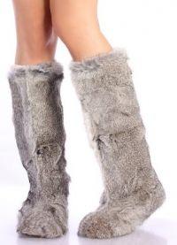 најтоплије женске зимске ципеле 2