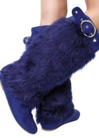 најтоплије женске зимске ципеле 3