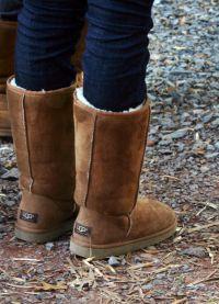 најтоплије женске зимске ципеле 4