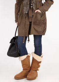 најтоплије женске зимске ципеле 5
