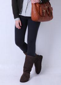 најтоплије женске зимске ципеле 6