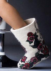 најтоплије женске зимске ципеле 7