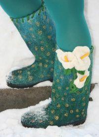 најтоплије женске зимске ципеле 9