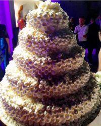 Вкуснейший метровый торт