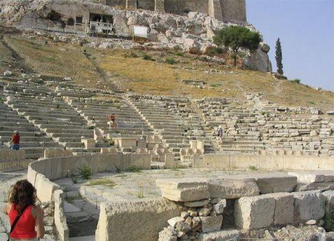 Kazalište Dioniza u Ateni1