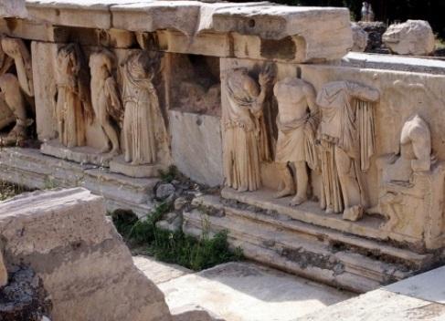 Kazalište Dioniza u Ateni 2