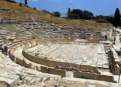 Kazalište Dioniza u Ateni5