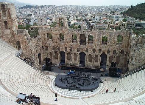 Kazalište Dioniza u Ateni6