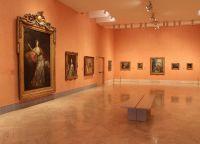 Картины в музее