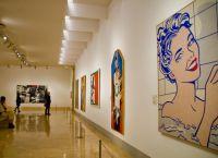 Выставка картин в стиле поп-арт