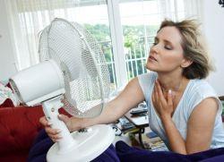 jak zmniejszyć uderzenia gorąca w okresie menopauzy