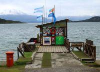 Пристань, с которой отправляются катера с туристами
