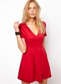 Dopasowana sukienka 1